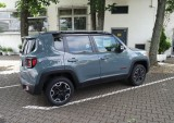 Jeep Renegade Trailgate