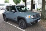 Jeep Renegade Trailgate, Standaufnahme