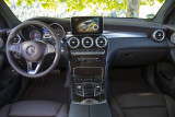 Mercedes-Benz GLC 250 4Matric, Armaturenbrett