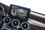 Mercedes-Benz GLC 4Matic, Bildschirm