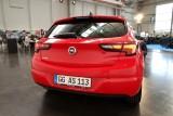 Opel Astra K, Heckpartie