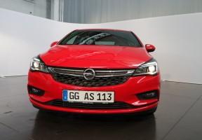 Opel Astra K, Kühlergrill, Scheinwerfer