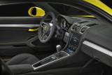 Porsche Cayman GT4, Armaturenbrett