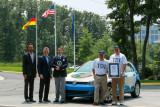 Rekordauto Volkswagen Golf TDI Clean Diesel