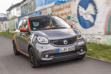 Smart Fortfour Turbo Twinamic