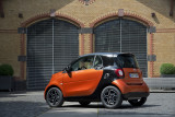 Smart Fortwo Turbo Twinamic (2015)