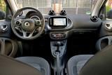 Smart Turbo Twinamic, Armaturenbrett
