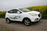 Testwagen Hyundai ix35 Fuel Cell
