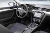 Volkswagen Passat GTE, Armaturenbrett