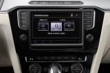 Volkswagen Passat GTE, Bildschirm - Antriebsmodus