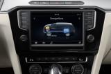 Volkswagen Passat GTE, Bildschirm - Energiefluss