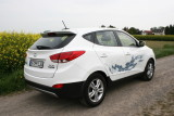 Wasserstoffauto Hyundai ix35 Fuel Cell