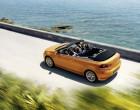 2016 Volkswagen Golf Cabriolet, Vogelperspektive