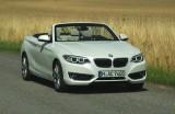 BMW 220i Cabrio Luxury Line, Frontansicht