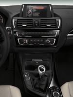 BMW 220i Cabrio, Mittelkonsole