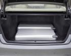 BMW 750Li xDrive, Kofferraum