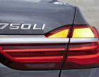 BMW 750Li xDrive, Rückleuchten