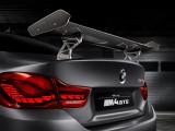 BMW M4 GTS Concept, Heckspoiler