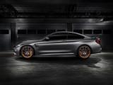 BMW M4 GTS Concept, Seitenpartie