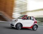 Das neue Smart Fortwo Cabrio (2016)