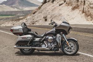 Die Road Glide Ultra von Harley-Davidson