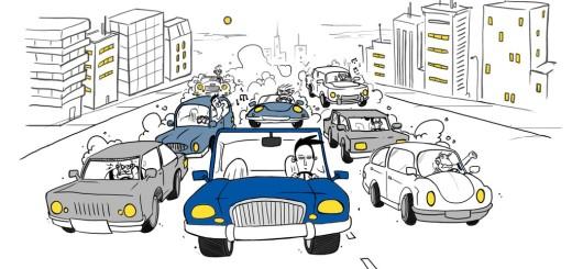 Goodyear hat in einer psyhologischen Studie sieben Fahrer-Persönlichkeitstypen identifiziert.