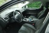 Ford Mondeo 2.0 TDCI Titanium, Vordersitze