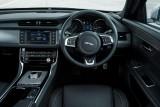 Jaguar XF, Interieur, Vollausstattung