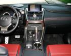 Lexus NX 200t AWD F-Sport, Armaturenbrett