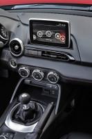 Mazda MX-5 Typ ND, Mittelkonsole