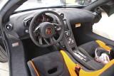 McLaren 675 LT, Cockpit