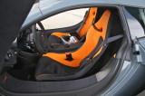 McLaren 675 LT, Innenraum