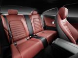 Mercedes-Benz C-Klasse Coupé, Fond