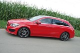 Mercedes-Benz CLA 250 4Matic Shooting Brake, Seitenansicht