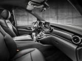 Mercedes-Benz V-Klasse AMG-Line, Armaturenbrett