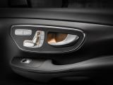 Mercedes-Benz V-Klasse AMG-Line, Türtasten