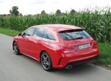 Mercedes CLA 250 4Matic Shooting Brake
