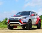 Mitsubishi Plug-in Outlander Cross Country