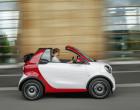 Neues Smart Fortwo Cabrio (2016)