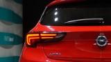 Opel Astra K Heckleuchten