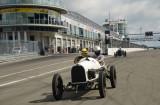 Opel Weißer Riese beim AvD-Oldtimer-Gran-Prix