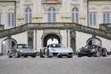 Porsche 959, 918 Spyder und Carrera GT
