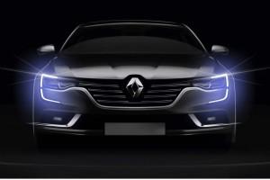 Renault Talisman Grandtour, Frontscheinwerfer