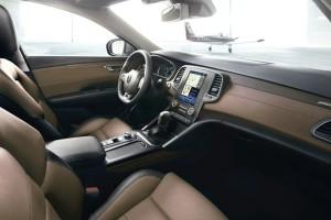 Renault Talisman Grandtour, Innenraum
