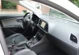 Seat Leon X-Perience 2.0 TDI, Fahrerplatz