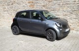 Smart Forfour Prime twinamatic