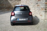 Smart Forfour Prime twinamatic, Heck