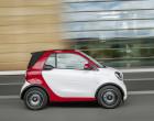 Smart Fortwo Cabrio 453