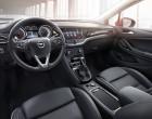 2015 Opel Astra, Mittelkonsole
