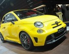 Abarth 695 biposto Record Limited Edition